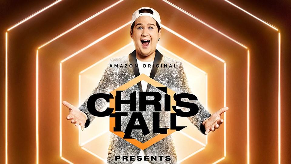 CHRIS TALL PRESENTS...